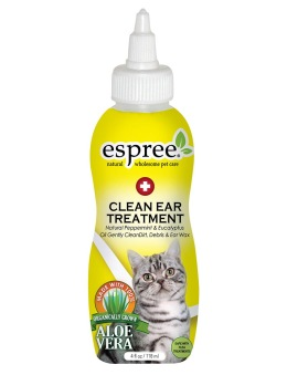 Clean Ear Treatment Cat - Clean Ear Treatment Cat