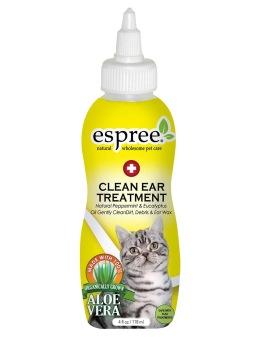 Clean Ear Treatment Cat - Clean Ear Treatment Cat