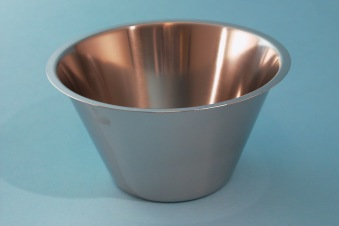 Rostfri skål till Lexi Matbar - Rostfri skål 1 liter