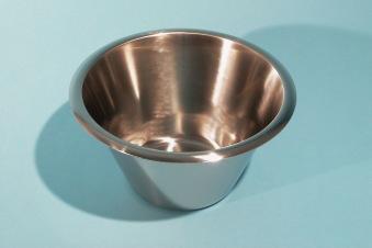 Rostfri skål till Lexi Matbar - Rostfri skål 2 liter