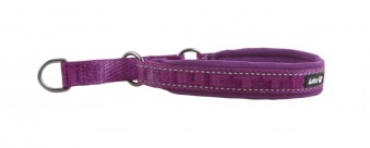 Hurtta Casual halvstryp halsband - Ljung 35-45 cm