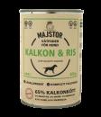 Majstor Kalkon & Ris 400g