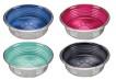 Rostfri skål, färgglaserad - Svart