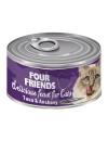 Four friends våtfoder flera smaker