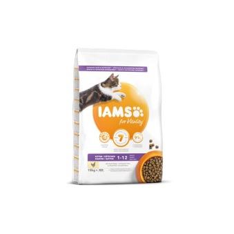IAMS for Vitality för kattungar - 3 kg