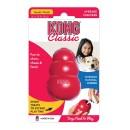 Kong Original gummi röd Small