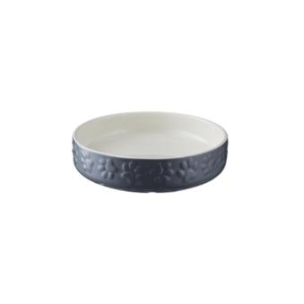 Keramikskål Grå/Vit - Keramikskål