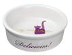 Keramikskål My Kitty Darling - Vit