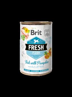 Brit Fresh Fisk -