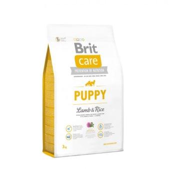 Brit Care Puppy Lamm & Ris 3 kg - 3 kg