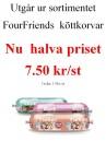 FourFriends köttkorvar -50%