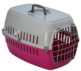 TransportburRoadrunner 2 Metalldörr Hot Pink MP -