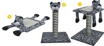 Klös möbel zebra 3 olika - Klös möbel zebra 3olika
