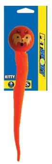 Kitty tail räv orange -