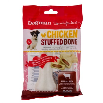 Chicken Stuffed Bone 2-P - Bone 2-P
