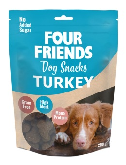 Dog Snacks Turkey - Turkey 200gr