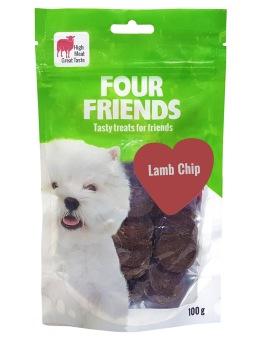 Lamb Chip 100 gr -