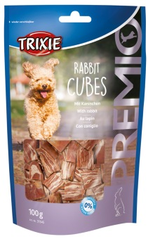 PREMIO Rabbit Cubes, 100 g - Rabbit Cubes