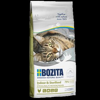 Bozita Indoor& Sterilised Kyckling - 10 kg