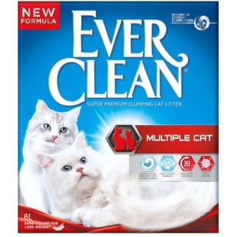 Ever Clean Multiple Cat - Multiple Cat 10 L