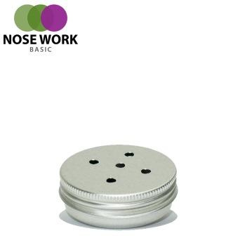 Behållare Small för Nose Work MED magnet - Behållare Small  MED magnet