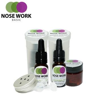 Nose Work Mellankit (Basic) - Mellankit