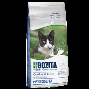Bozita Outdoor & Active Älg - 2 kg