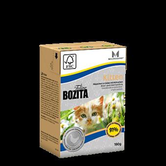 BOZITA KITTEN - BOZITA KITTEN 190 g