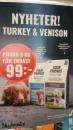 Venison Turkey