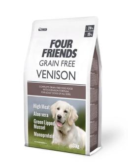 Grain Free Venison - Grain Free Venison 3 kg