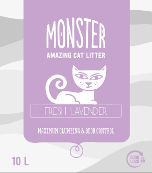 Monster  Lavendel - Monster  Lavendel