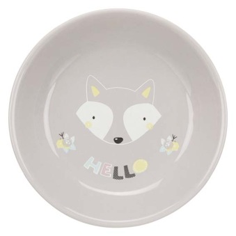 Junior keramikskål - Junior keramikskål beige