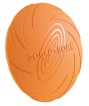 Frisbee, naturgummi flytande - Orange