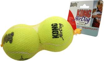 KONG AIR SQUEAKER TENNISBOLL 2P Large - Tennisboll Large