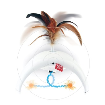 Feather Spinner Pet Droid - Feather Spinner Pet Droid