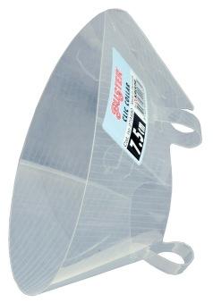Halskrage ställbar - Öppning Ø 13-15cm, halsmått 22-25cm