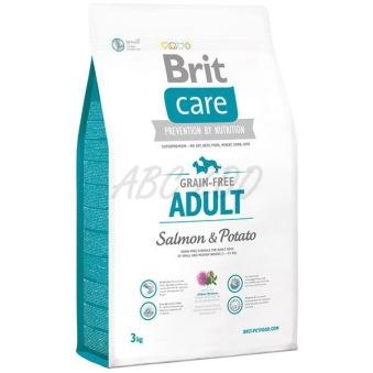 Adult Salmon & Potato - 3 kg
