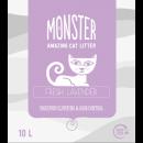 Monster Kattsand Lavender