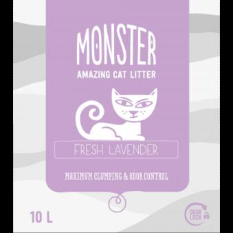 Monster Kattsand Lavender -