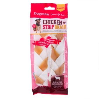 Chicken Strip Braid 2p - Chicken Strip Braid 2p