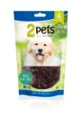 2pets Dogsnack Horse MiniCubes, 100 g