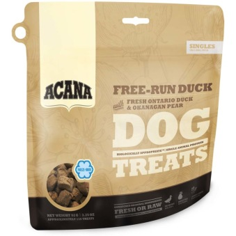 Acana Dog Treats Free-run Duck - Treats Free-run Duck