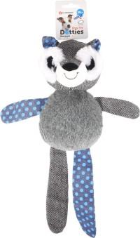 Leksak plysch dotties tvättbjörn - tvättbjörn