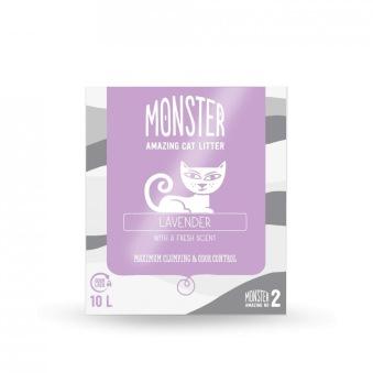 MONSTER LAVENDEL - 10 L