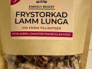 Majstor Frystorkad Lamm Lunga 100g