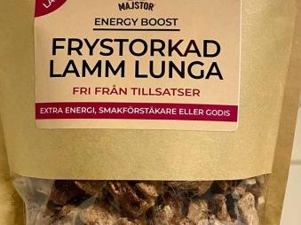 Majstor Frystorkad Lamm Lunga 100g - Frystorkad Lamm Lunga 100g