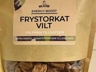 Majstor Frystorkat Vilt 200g - Frystorkat Vilt 200g