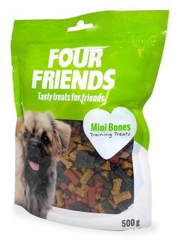 FourFriends Belöningsgodis - Mini bones
