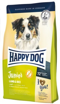 HappyDog Junior Lamb & Rice - Junior Lamb & Rice 4 kg