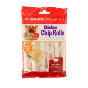 Chicken Chip rolls m kyck 10p -